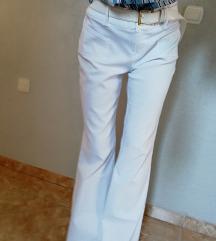 Bele zvonaste pantalone, pimkie - RASPRODAJA