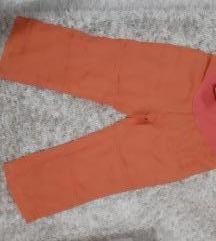 Nove 3/4 lanene pantalone