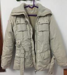 Nova prava zimske debela jakna