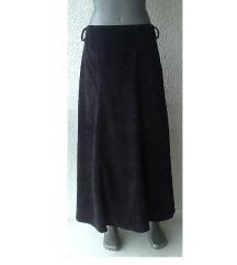 crna duža somorska suknja 46 do 48 NEW STARS