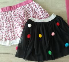 RASPRODAJA dve suknjice za devojcice