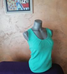 Mint zelena mekna majica