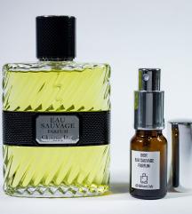 Dior Eau Sauvage Parfum - Dekant 5/10ml