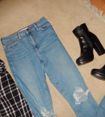Duboke pantalone 36-S