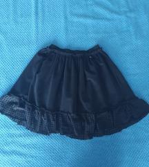 Crna suknjica