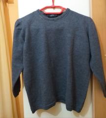 Crop dzemperic original merino vuna, NOVO