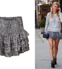 Isabel Marant * S * 100% SVILA suknja NOVO