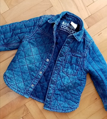 Teksas jakna za dečaka H&M 92