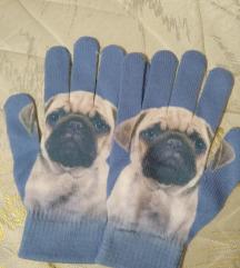H&M pug rukavice