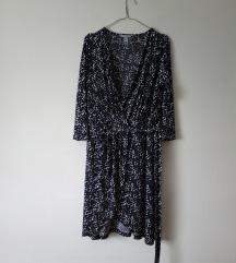 H&M wrap haljina