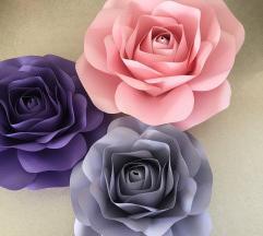 Set ruža