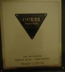 Novo guess seductive original 75ml