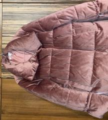 Prelepa plišana zimska jakna snizenje 4500