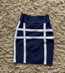Herve Leger suknja