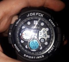 Joe Fox sat
