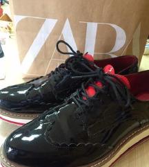 zara oxford cipele 🖤❤️🖤snizeno 5 dana