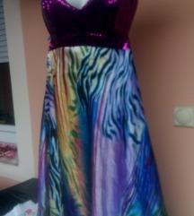 svecana haljina s kljustima