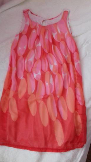 Letnja haljina sa dva lica
