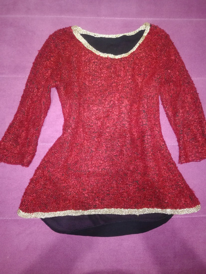 Crvena bluza ❤