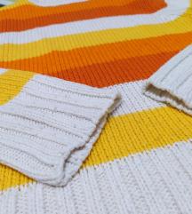 Rolka džemper prelepih boja