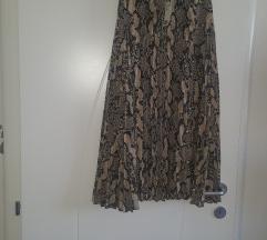 NOVO H&M suknja plisirana