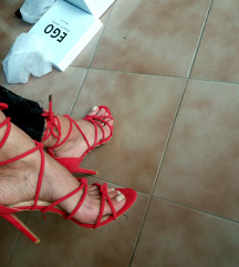 NOVE Coral sandale