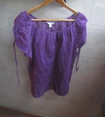 lila košuljica tunika