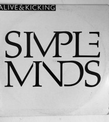 Simple Minds - Alive&Kicking