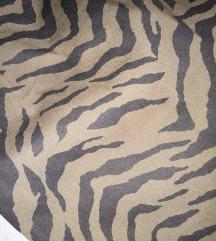 Animal print haljinica