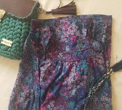 H&M floral baggy haljina