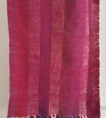 Ručno tkani šal