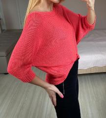 Narandžasti džemper