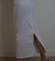 Blumarine bela suknja novo