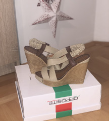 Cipele na platformi