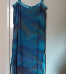 Finity Naturals svilena haljina