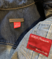 GUESS Premiume teksas jakna S/M