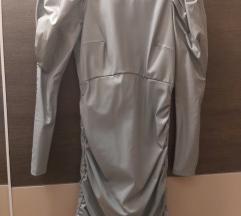 Zara kozna haljina