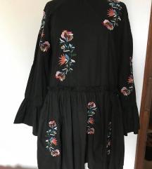 Cvetna haljina sa etiketom AKCIJA!!!