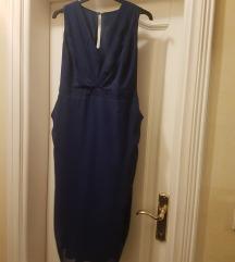 Asos haljina plava nova