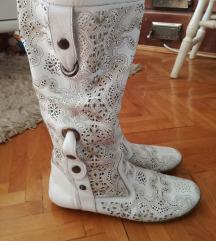 Prolecno-letnje cizme-Prirodna koža