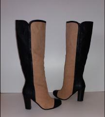 ZARA WOMAN kozne cizme