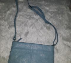 Verra pelle torbica plava