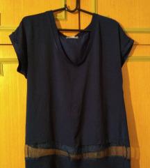 REZZ-Zara svilenkasta bluza L/XL