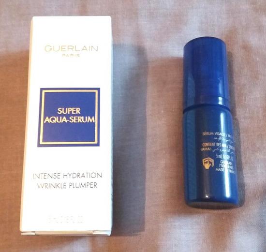 Guerlain super aqua serum - 5ml