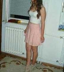NEWYORKER roza suknjica