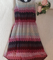 Sarena haljina snizena