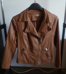 Stradivarius kožna jaknica