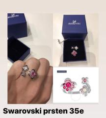 Swarovski prstencici novi i original