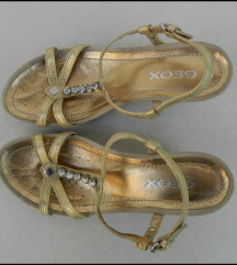 GEOX kozne sandale jednom nosene 38.5