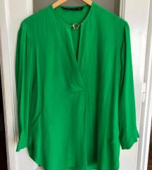 Zara zelena bluza